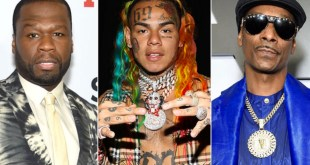 Snoop Dogg, 6IX9INE, Drake, 50 Cent etc Reportedly Snitched in the Past