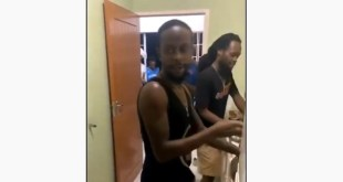 Popcaan and Jessie Royal Shows Off Their Kitchen Skills [Video]