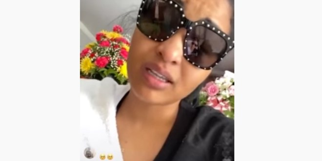 Shenseea Cries as She Explains What Happened To Her Mother [Video]