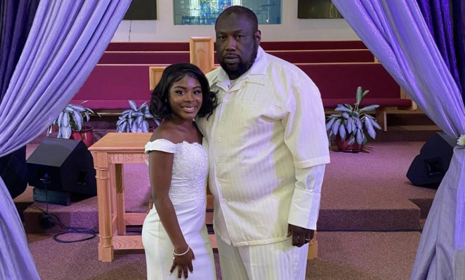 Social Media Users Condemns Marriage Between 18-Year-Old Girl And Her 61 Year Old Godfather
