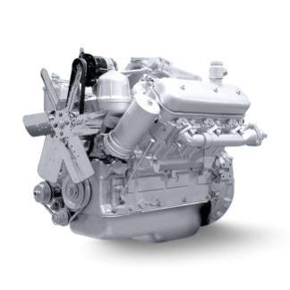 Двигатель ЯМЗ 236Д-2