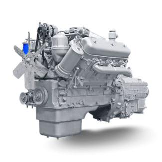 Двигатель ЯМЗ 236М2-43