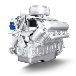 Двигатель ЯМЗ 238ГМ2-3