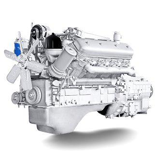 Двигатель ЯМЗ-238М2-32