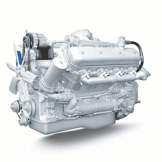 Двигатель ЯМЗ 238НД4-1