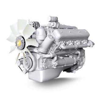 Двигатель ЯМЗ 7512.10-05