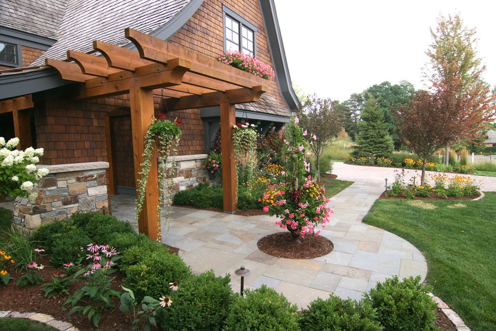 Front Entry Landscape Design