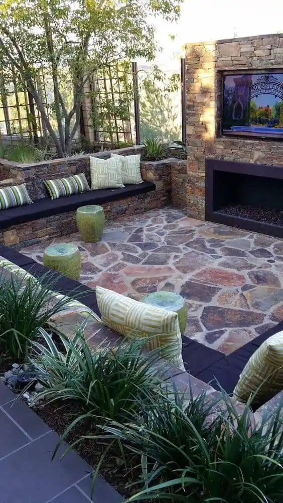 fabulous small area backyard