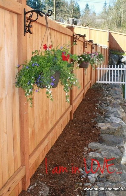 20 Beautiful Fence Designs and Ideas  Page 7 of 20  YARD SURFER