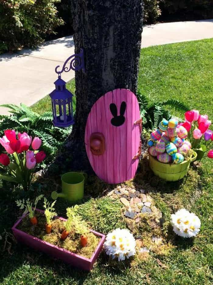 15 Beautiful Easter Day Decorating Ideas For Backyards