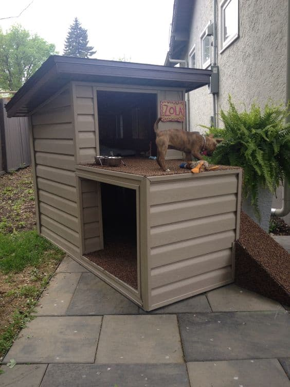 15 Brilliant Dog House Ideas Amp Designs Page 3 Of 15