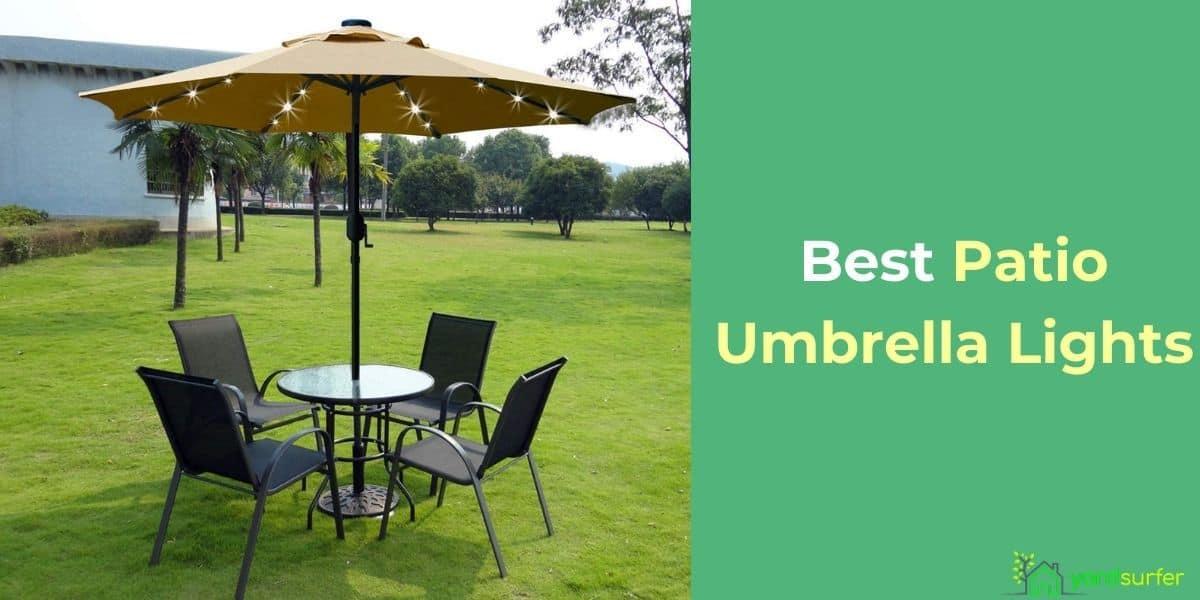 8 best patio umbrella lights reviews