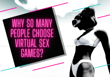 Play the best virtual sex game