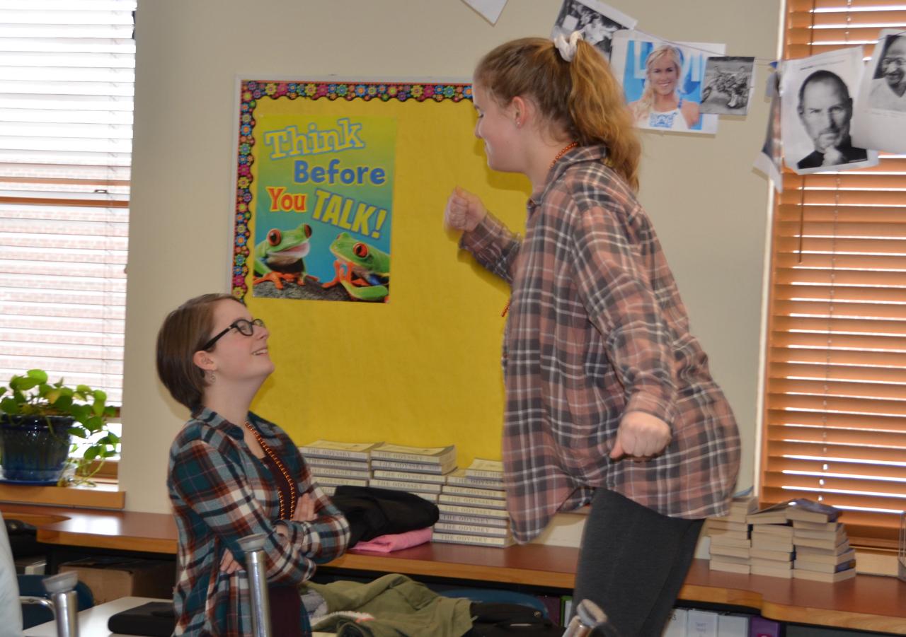 Grant In Action Julius Caesar Director S Lab