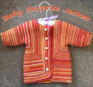 Baby Surprise Jacket