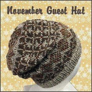 Colorwork: November Guest Hat