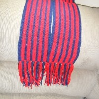 Scarves for Special Olympics | CONFESSIONS OF A YARN-A-HOLIC