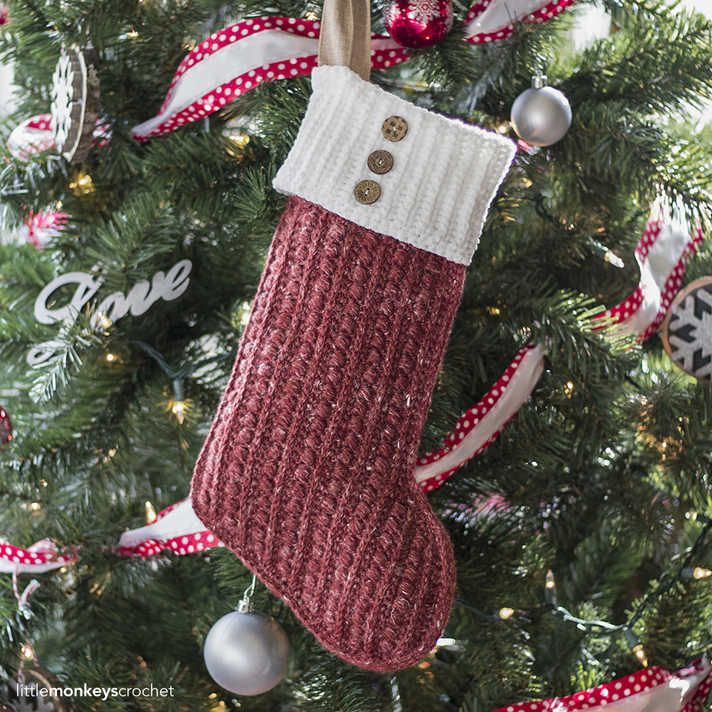Christmas Stocking.Malia Christmas Stocking Ad Free Pdf