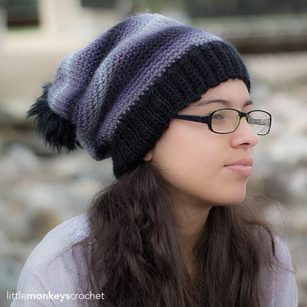 Sophia Slouch Hat