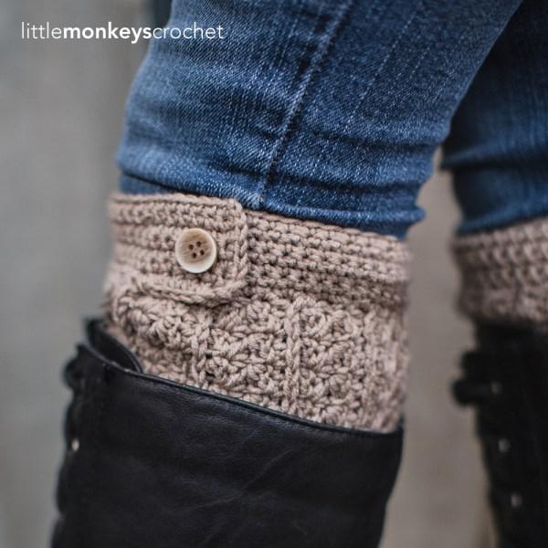 Yenni Boot Cuffs