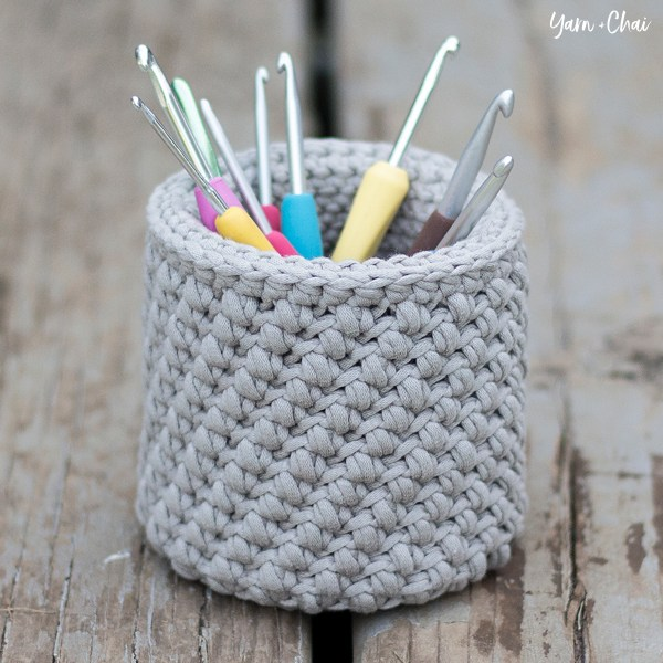 Hook & Needle Basket