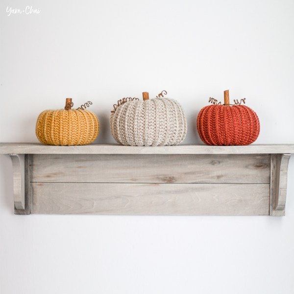 Little Rustic Pumpkin