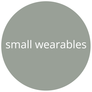 small wearable patterns