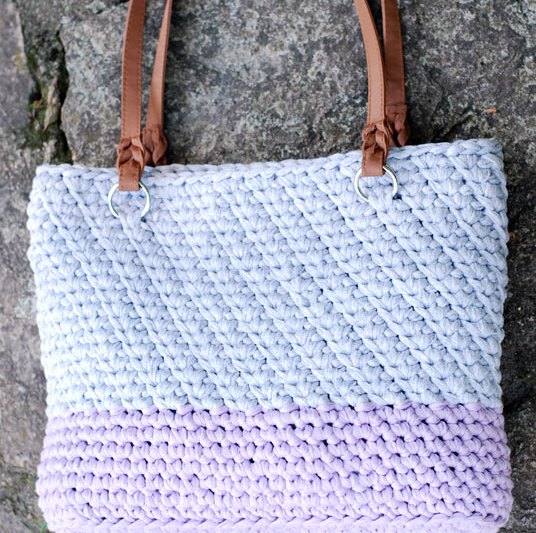 crochet purse free pattern