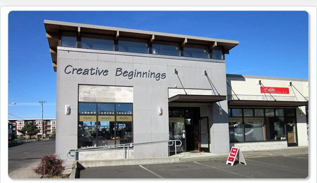 Creative Beginnings 1
