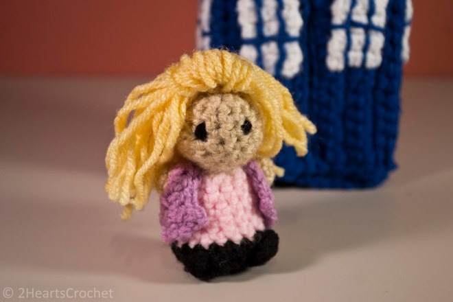 Rose Tyler - love her hair!