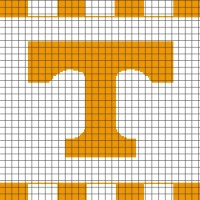 University of Tennessee (Chart/Graph AND Row-by-Row Written Instructions)