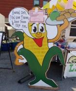 ear of corn sign