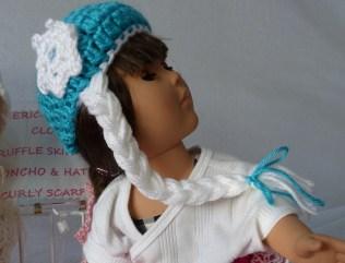 doll in hat