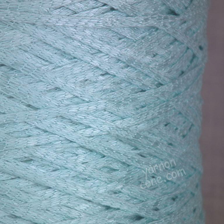 tape yarn fettucina cone DK double knitting machine yarn hand knitting coned yarn uk