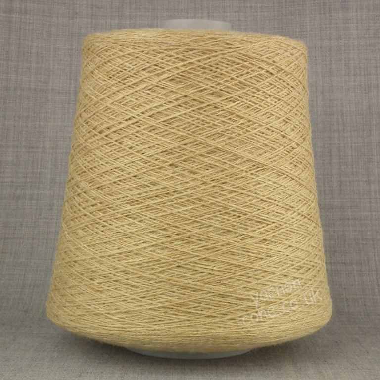 British spun Hinchliffe lambswool yarn cone. 2/17NM ZHS wool knits to 2 3 ply weight for hand & machine knitting merino 2/17s silver reed brother passap uk seller