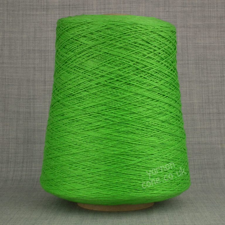 3 ply Mercerised cotton yarn on cone - 100% pure super soft pima cotton in vibrant shades for crochet hand machine knitting weaving and embroidery thread