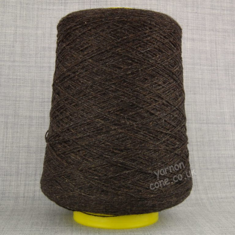 British spun Z Hinchliffe lambswool yarn cone. 2/17NM ZHS wool knits to 2 3 ply weight for hand & machine knitting merino 2/17s silver reed brother passap uk seller