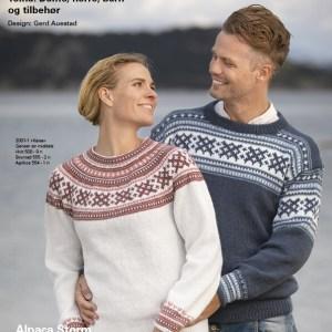 Katalog 2001 Dame, Herre, Barn, tilbehølr - Alpaca Storm - Alpaca Bris
