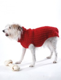 Crochet Xl Dog Sweater ~ wmperm.com for