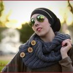 Crochet Tutorial: Passion for Fashion Scarf