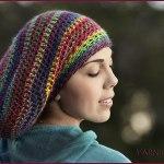 Crochet Tutorial: Slouchy Hat