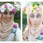 Crochet Tutorial: Floral Dream Crown