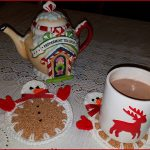 Crochet Tutorial: Winter Snowman Coasters