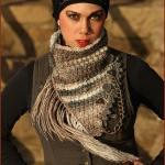 Crochet Tutorial: Steampunk and Stars Cowl