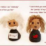 Crochet Tutorial: Scientist Amigurumi