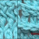 Stitch Gallery & Glossary Episode #10: Front-Post Double Crochet & Back-Post Double Crochet