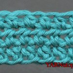 Stitch Gallery & Glossary Episode #2: Half-Double Crochet