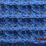 Stitch Gallery & Glossary Episode #15: Waffle Stitch