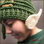 Crochet Tutorial: Elf Ears