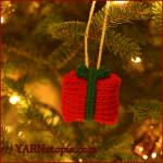 12 Days of Christmas: Gift Box Ornament